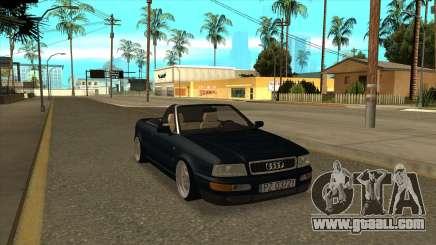 Audi 80 Cabrio for GTA San Andreas