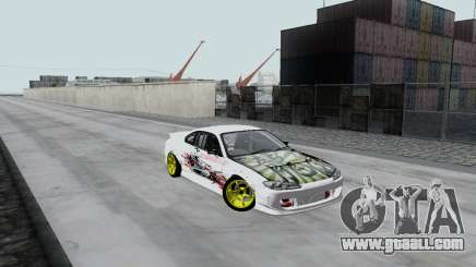 Nissan Silvia S15 VCDT for GTA San Andreas