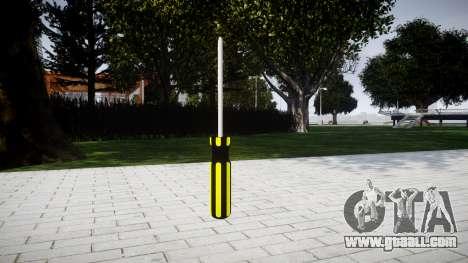 Screwdriver for GTA 4 second screenshot
