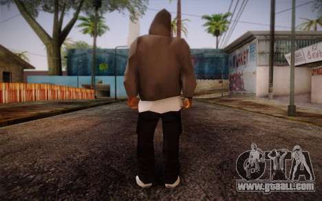 New Fam Skin 3 for GTA San Andreas second screenshot