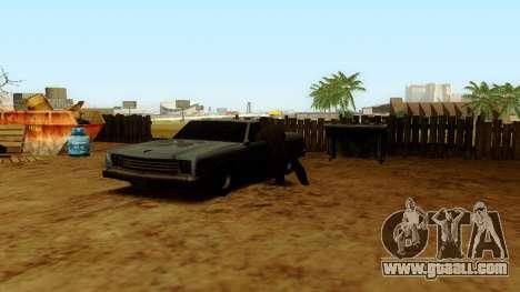 Recovery stations Los Santos for GTA San Andreas sixth screenshot
