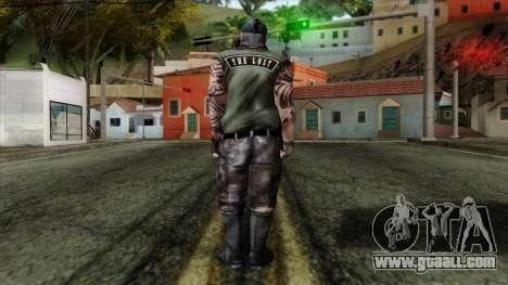GTA 4 Skin 11 for GTA San Andreas second screenshot
