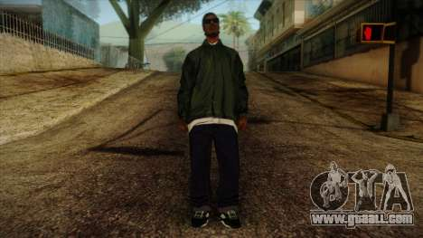 New Ryder Skin for GTA San Andreas