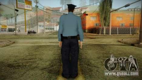 GTA 4 Emergency Ped 11 for GTA San Andreas second screenshot