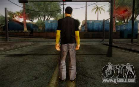 Ginos Ped 12 for GTA San Andreas second screenshot