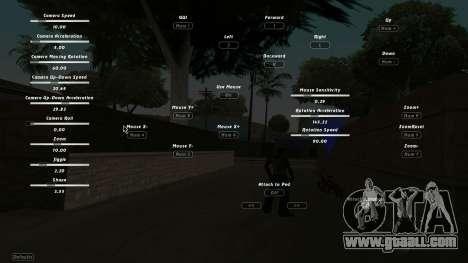 CumHunt - plugin for video for GTA San Andreas