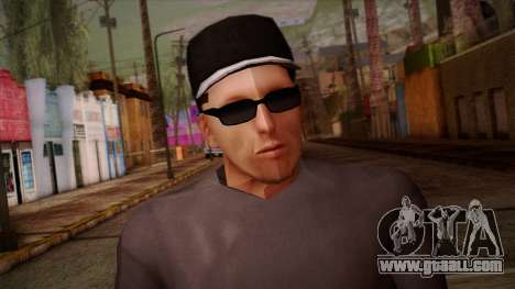 Gedimas Wmybar Skin HD for GTA San Andreas third screenshot