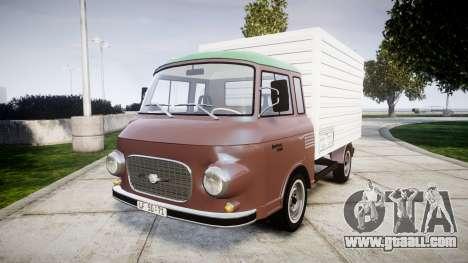 Barkas B1000 1961 for GTA 4