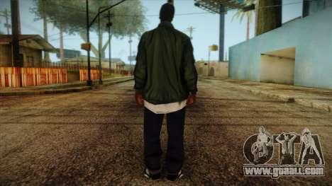 New Ryder Skin for GTA San Andreas second screenshot