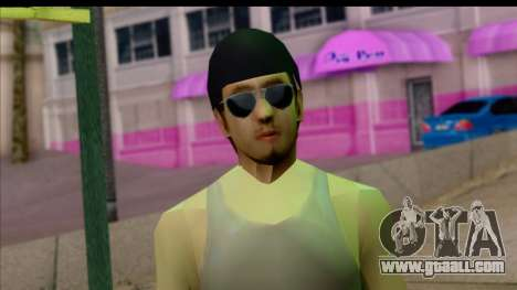 GTA San Andreas Beta Skin 6 for GTA San Andreas third screenshot