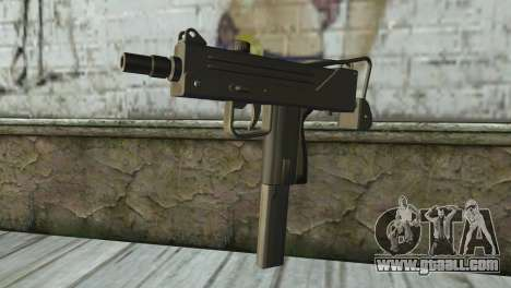 Mac-10 v1.1 for GTA San Andreas