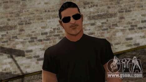 LCN Skin 2 for GTA San Andreas third screenshot