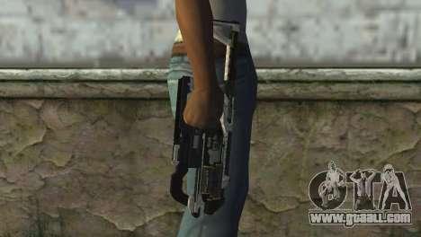 K-Volt from Crysis 3 for GTA San Andreas third screenshot