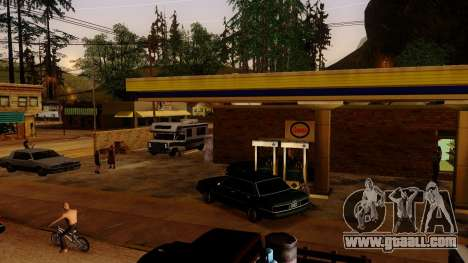 Recovery stations Los Santos for GTA San Andreas forth screenshot