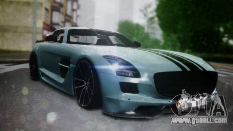 Mercedes-Benz SLS AMG for GTA San Andreas