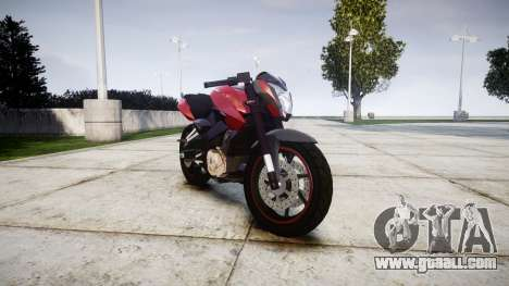 Bajaj Pulsar 200NS Custom for GTA 4