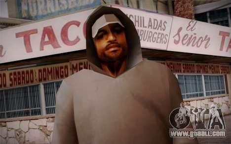 New Fam Skin 3 for GTA San Andreas third screenshot