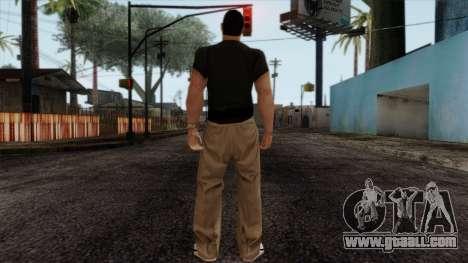LCN Skin 2 for GTA San Andreas second screenshot
