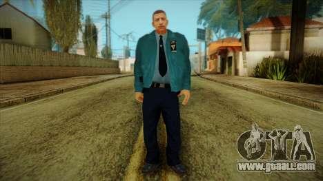 GTA 4 Emergency Ped 3 for GTA San Andreas