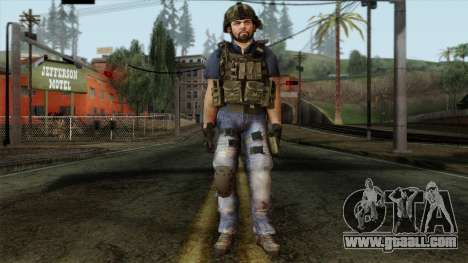 Modern Warfare 2 Skin 12 for GTA San Andreas