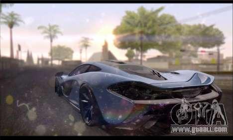 Corsar PayDay 2 ENB for GTA San Andreas third screenshot