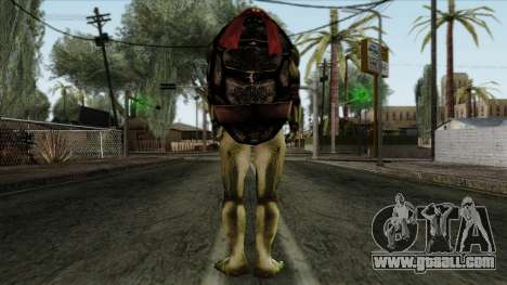 Raphael (Teenage Mutant Ninja Turtles) for GTA San Andreas second screenshot