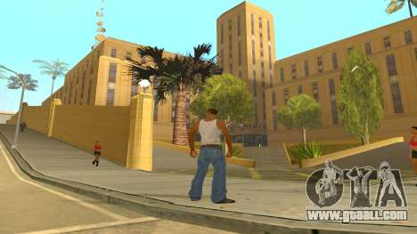 ColorMod v1.1 for GTA San Andreas third screenshot
