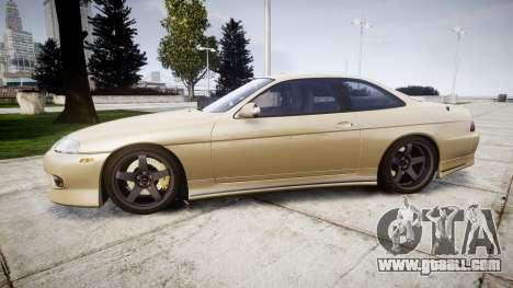 Lexus SC300 1997 for GTA 4 left view