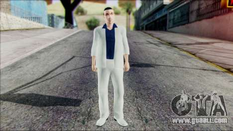 Russian Mafia Skin 2 for GTA San Andreas