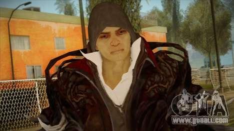 Alex Boss Hammerfist from Prototype 2 for GTA San Andreas third screenshot