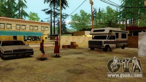 Recovery stations Los Santos for GTA San Andreas third screenshot