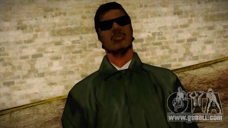 New Ryder Skin for GTA San Andreas third screenshot