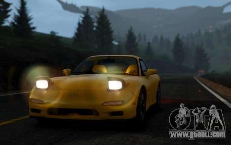 Mazda RX-7 1997 FD3s [EPM] for GTA 4 right view