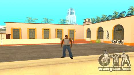 ColorMod v1.1 for GTA San Andreas second screenshot