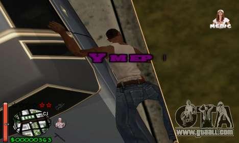 С-HUD Medic for GTA San Andreas forth screenshot