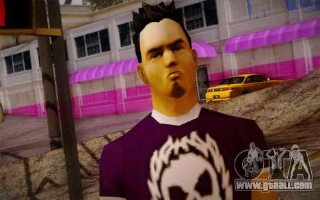 Ginos Ped 28 for GTA San Andreas third screenshot