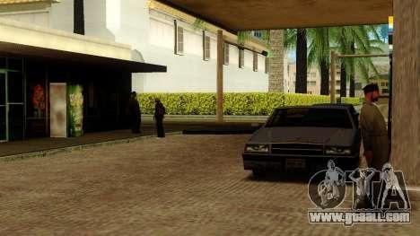 Recovery stations Los Santos for GTA San Andreas ninth screenshot