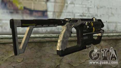K-Volt from Crysis 3 for GTA San Andreas second screenshot