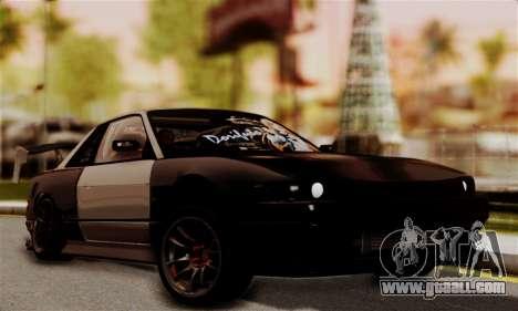 Nissan Silvia S13 Eastern Tuners for GTA San Andreas