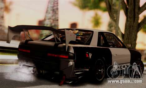 Nissan Silvia S13 Eastern Tuners for GTA San Andreas left view
