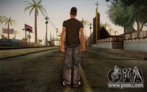 Ginos Ped 21 for GTA San Andreas second screenshot