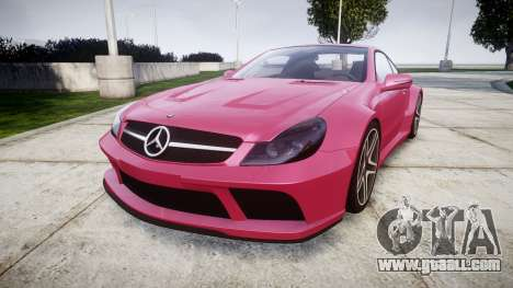 Mersedes-Benz SL65 AMG 2009 for GTA 4