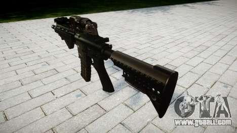 Rifle HK416 CQB target for GTA 4 second screenshot