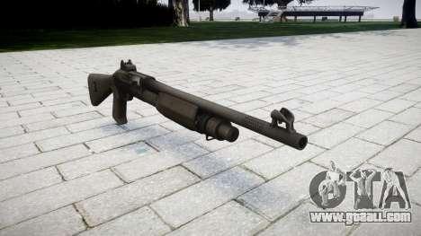 Combat shotgun Benelli M3 Convertible for GTA 4