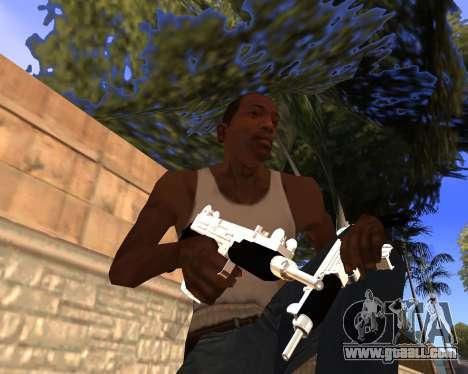 Clear weapon pack for GTA San Andreas third screenshot