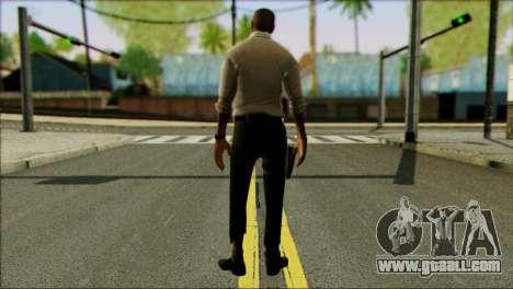 Left 4 Dead Survivor 2 for GTA San Andreas second screenshot