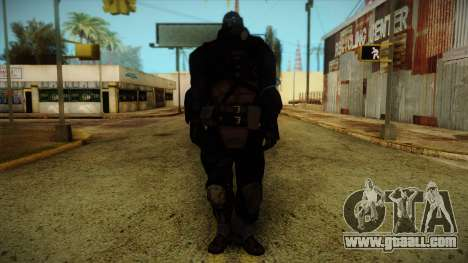Super Soldier from Prototype 2 for GTA San Andreas