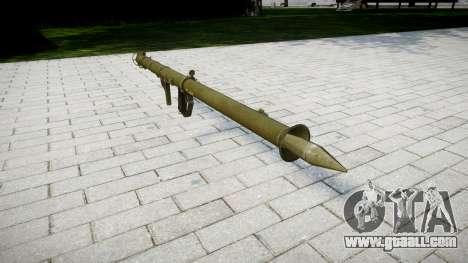 M9A1 Bazooka for GTA 4