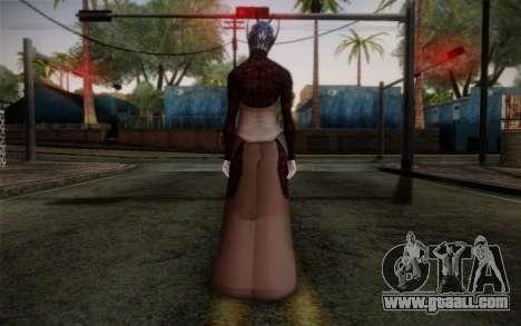 Benezia Beta Final from Mass Effect for GTA San Andreas second screenshot