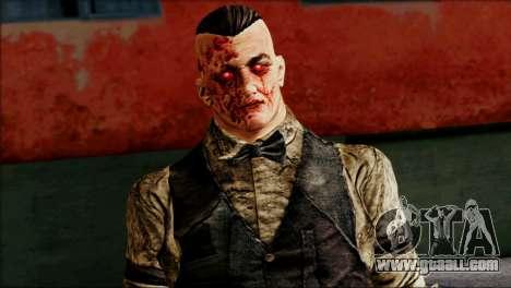 Outlast Skin 2 for GTA San Andreas third screenshot